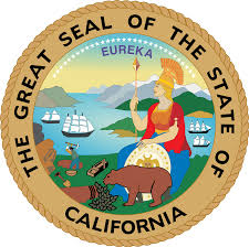 California seal and