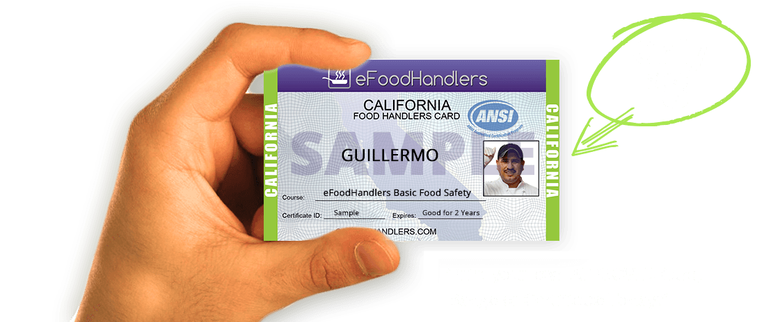 How To Get Your Food Handlers Card In California